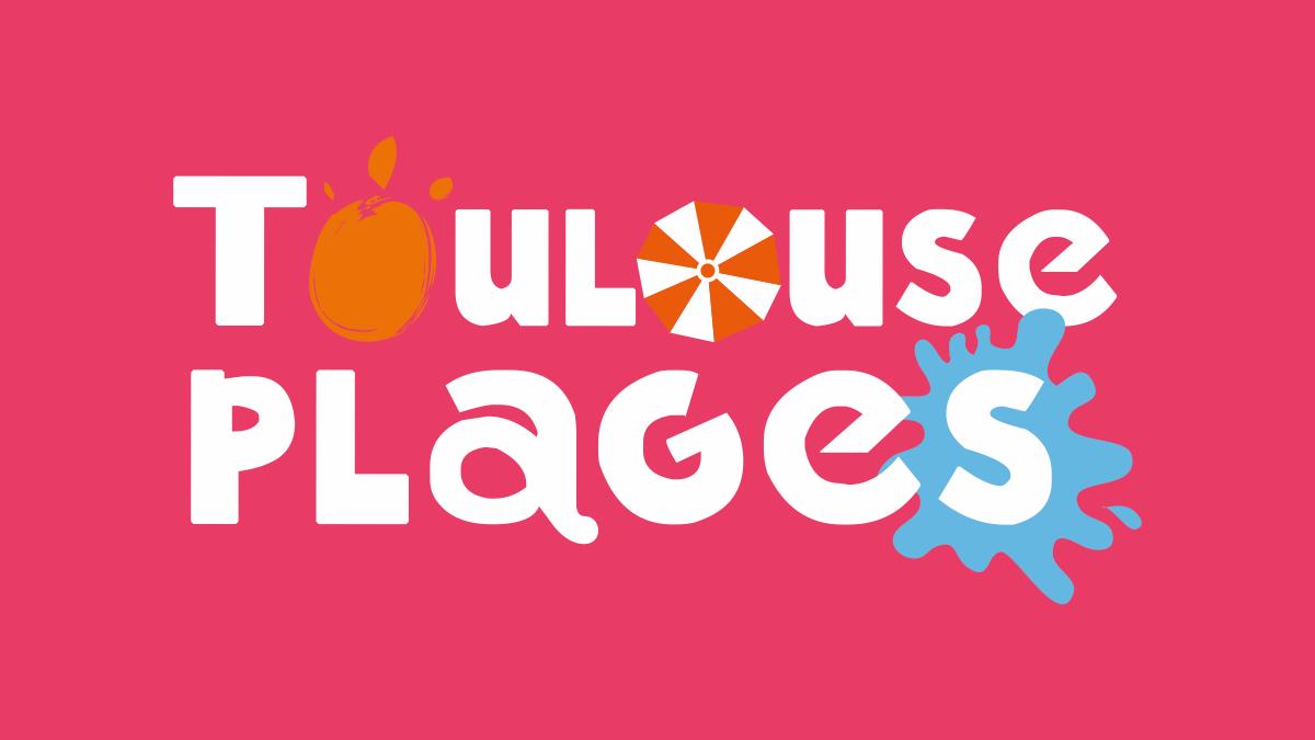 Logo Toulouse plage